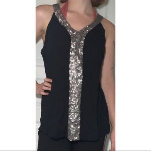 Sparkled top